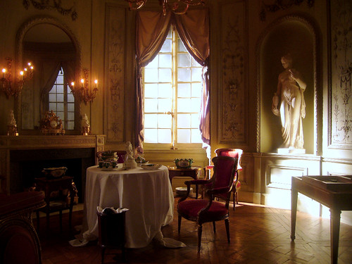 Room from the Hôtel de Saint-Marc on the Cours d'Albret, Bordeaux,house, interior, interior design