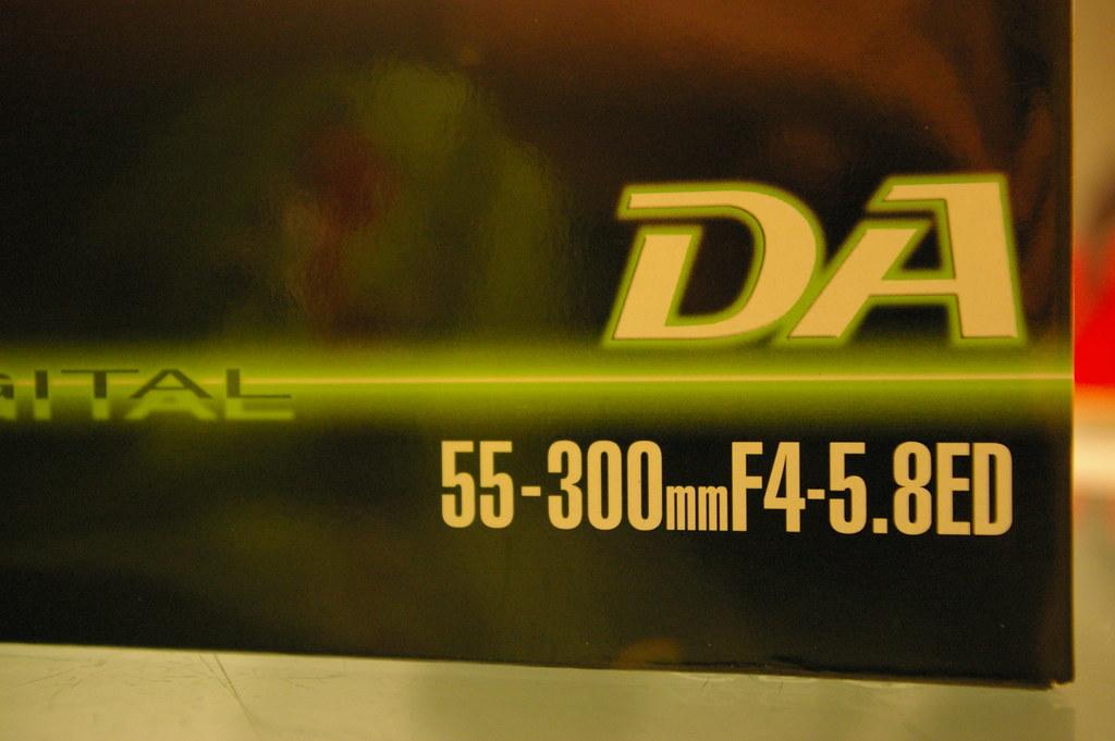DA55-300開箱照