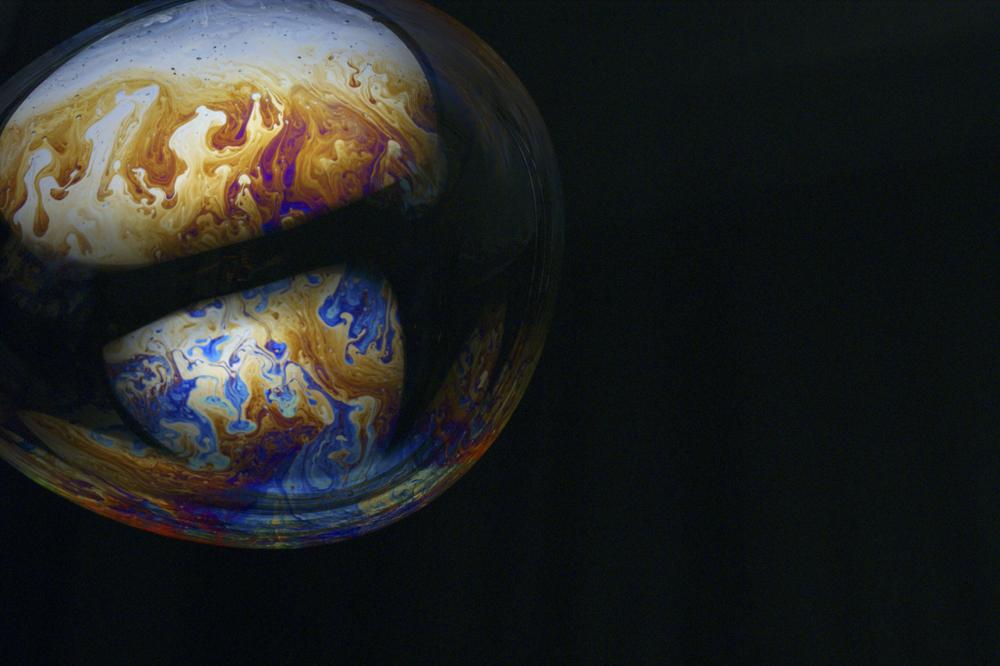 Fotos de Burbujas...