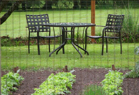 Table for Two - Farmer Bob's Garden