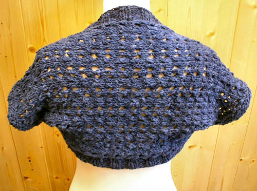 Ravelry Simple Lace Shrug Pattern By Lisa Sisk