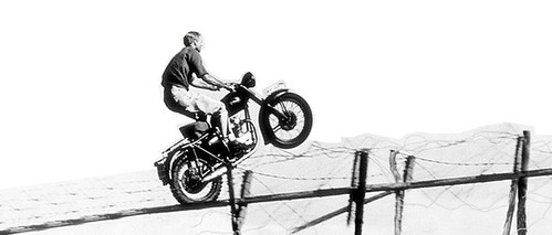 The Great Escape, steve mcqueen | Films I Adore, Live Action ...