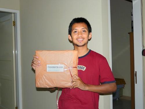 Paket dari PasarBatik.com