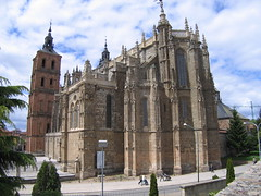 "Bishop's Palace in Astorga • <a style=""font-size:0.8em;"" href=""http://www.flickr.com/photos/48277923@N00/2622251691/"" target=""_blank"">View on Flickr</a>"
