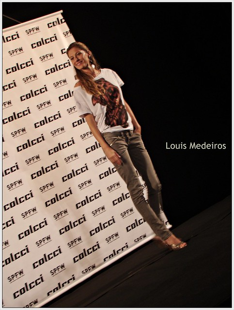 Furacao Gisele Bundchen by Louis Medeiros [ .photofashion. ]