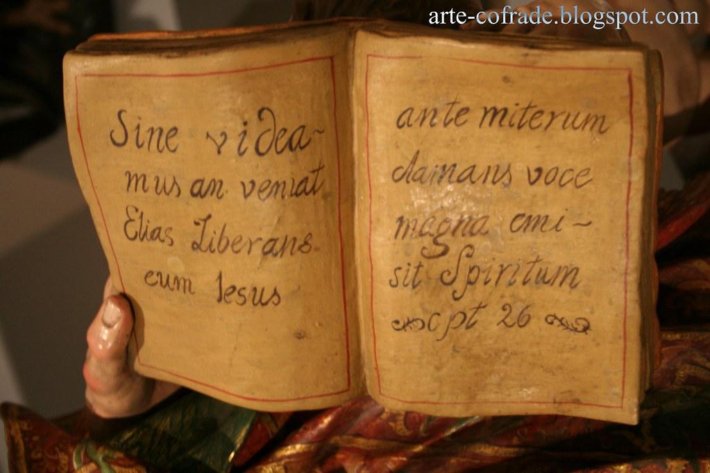 Libro de San Marcos Evangelista
