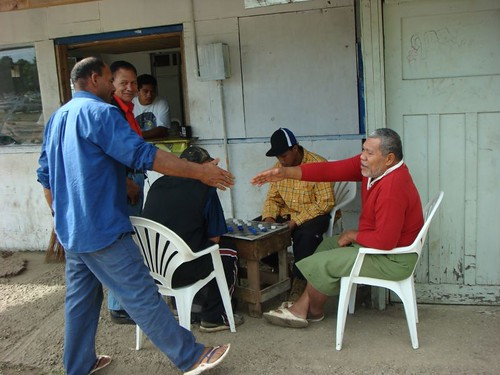 Nuku'alofa scene. Tonga.