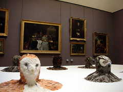 Jan Fabre au Louvre - L'Ange de la métamorphose (eraritjaritjaka) Tags: paris art museum jan louvre ange musée musee fabre nord ecole peintures parigi métamorphose salles