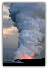 Kalapana Hawaii Ocean Entry (Sherrye's Art) Tags: hot nature beautiful by canon photography volcano hawaii lava photo colorful pacific images bigisland hilo volcanonationalpark hotstuff kilauea puna naturelovers nozaki bigislandofhawaii volcanoesnationalpark hotlava volcanonp ilovecolor canon30d hawaiivolcano 100400is oneofmyfavs supershot hawaiiisland ilovecolors hawaiivolcanonationalpark abigfave hawaiilava canon100400is sherrye sherryenozaki hapaphoto theunforgettablepictures dragongoldaward pacificbluephoto pacificbluephotography bigislandsherrye bigislandsherryehapaphoto hawaiivolcanoeruption allmyimagesarecopyright©protectedandallrightsarereservednoformofreproductionormanipulationincludingcopyingorsavingasadigitalfileispermitted