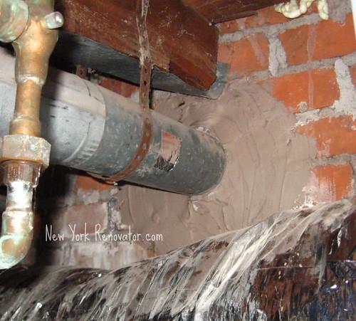 Chimney Cement