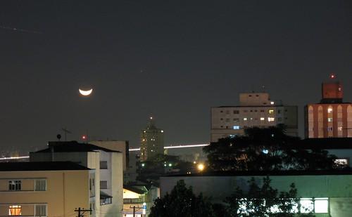 Movimento aéreo, Noite em Sampa