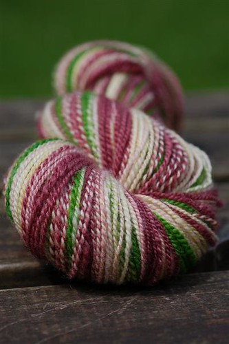 Spindle Spun BFL