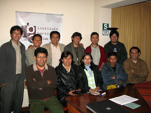 Foto Grupal IBC