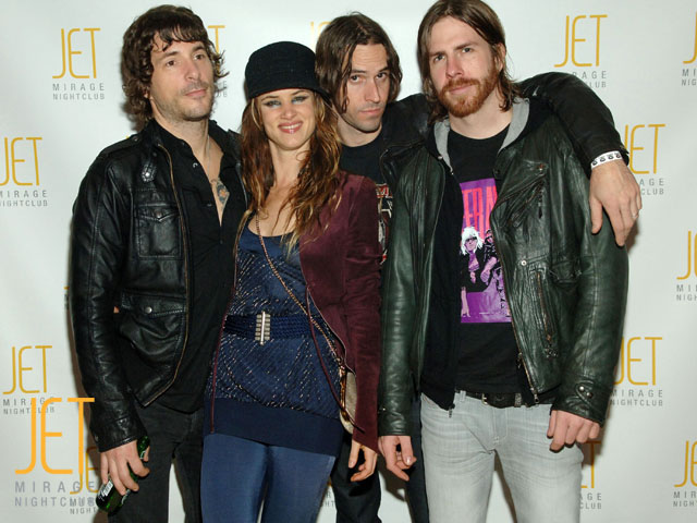 Juliette and the Licks at JET Nightclub by light_group