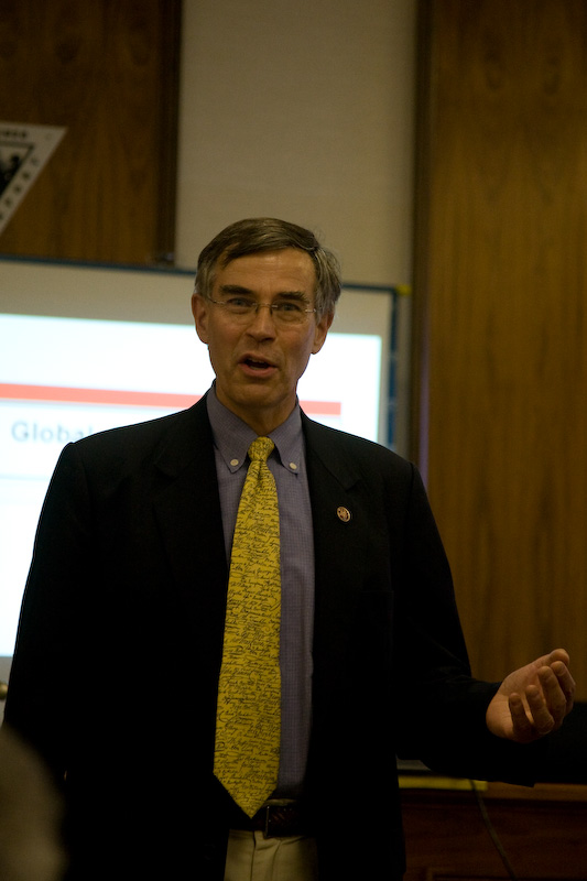 Rep. Rush Holt (D-NJ12)