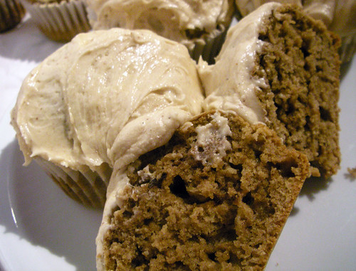 Coffee Cinnamon Muffins