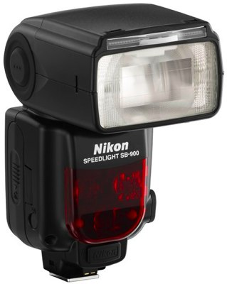 Nikon SB-900 Speedlight Flash