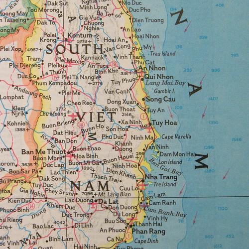 1965_Viet Nam Cambodia Laos & Eastern Thailand