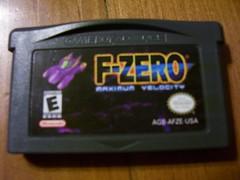 F-Zero - Maximum Velocity (Dr.Saturn) Tags: game ebay gba cartridge itemnumber 320280985486
