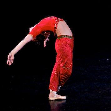 Ballet Dancers - La Bayedere - BSBC  002 - Saratoga, NY - Ballet Photography & Dance Portraits Columbus, Ohio