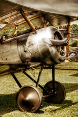 Sopwith pup (Testchamber) Tags: aircraft aviation ww1 pup shuttleworth sopwith biplane betterthangood