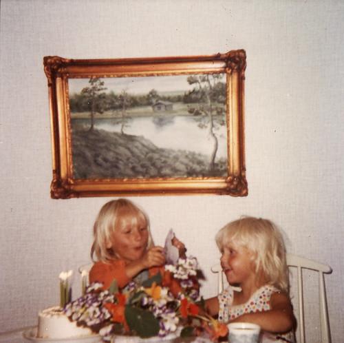 Leena ja seija 1972