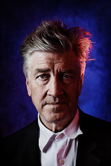 DAVID LYNCH - Film Director (Mark Berry - Photographer & Graphic Designer) Tags: california trip blue red brazil weather magazine photo losangeles berry photographer mark report dune july august photograph hollywood cult actor writer genius meditation director interview producer filmmaker bluevelvet wildatheart davidlynch mulhollanddr elephantman inlandempire transcendental straightstory markberry