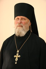 Lithuania - Vilnius - orthodox priest