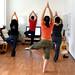 Un po' di yoga prima di ricominciare...