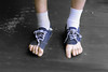 shoey feet (Luke's Fizzing Photos) Tags: feet socks shoe shoes toes magritte haggard laces