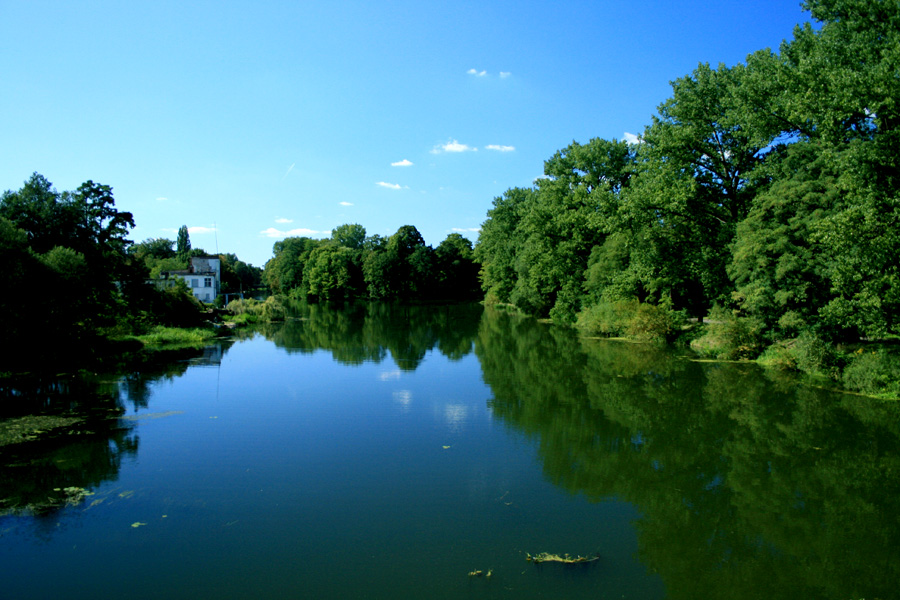 The oldest Polish City Park / Kalisz