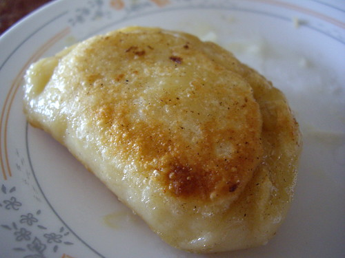 Fried Pierogie