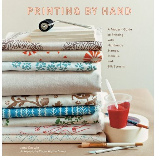 2844114872 07a3427082 Book Review: Printing by Hand by Lena Corwin