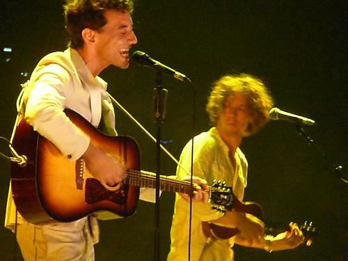 COLDPLAY & ALBERT HAMMOND JR. - Köln, Kölnarena (12.09.2008)