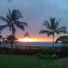 Last Hawaii sunset