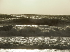 Sea (Pitt Rotelli) Tags: blue winter sea sun nature water surf tramonto mare waves estate dusk deep toscana sole acqua autunno banchisa