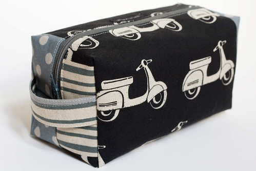 scooter box bag