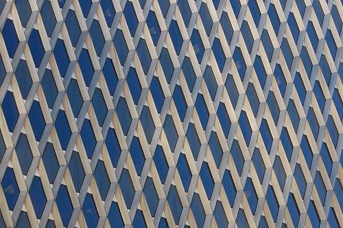 Steel patterns