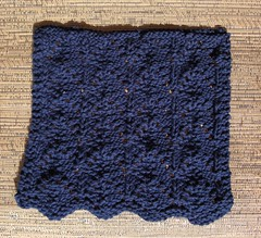 Lace Dish Cloth B1