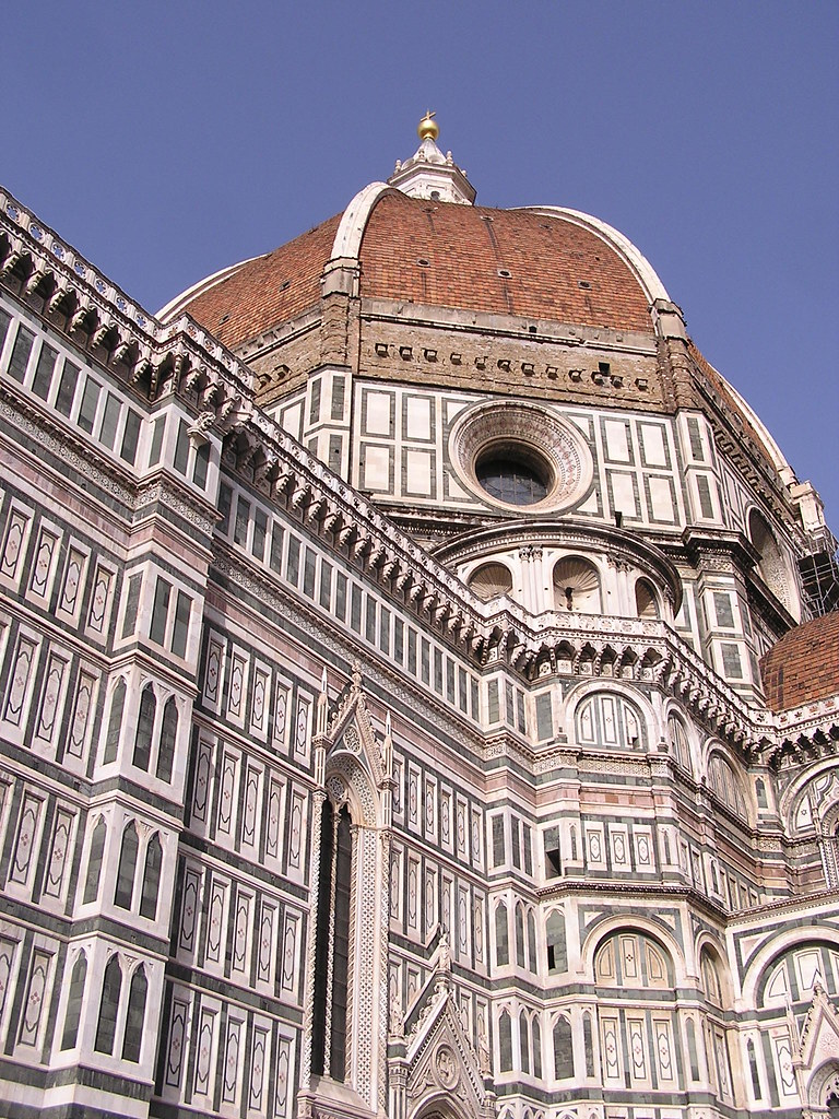 The Dome of Duomo (Basilica di Santa Maria del Fiore)