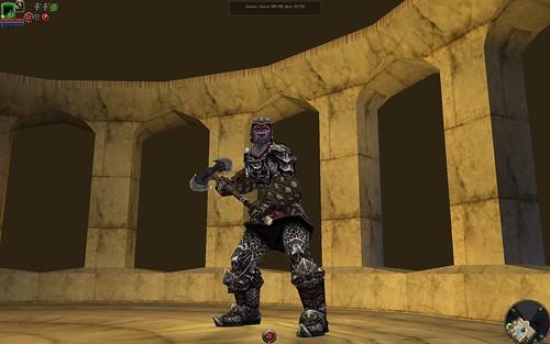 Mercenary Armour