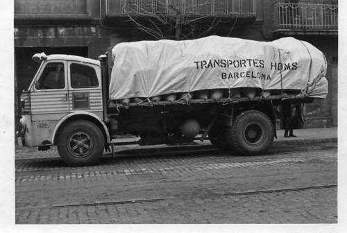 Pegaso 1060 de TRANSPORTS HOMS de Barcelona