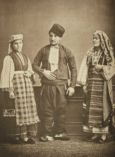 Greek and Bulgarians