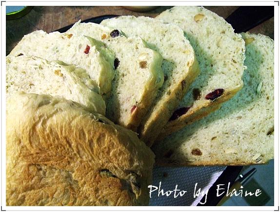 homemade雜糧麵包