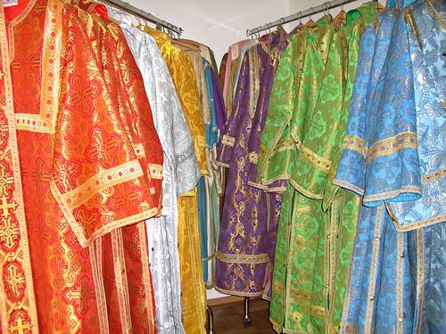post  couleurs des ornements liturgiques