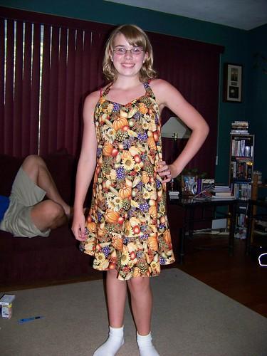 Sassy apron fall swap 3