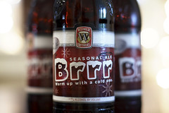 52 Beers Group, Week 8: Brrr, Seasonal Red -- Widmer Brothers Brewing