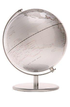 uo silver ocean globe
