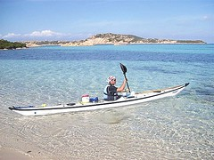 Cardedu Kayak 311 (Excursions guided rental kayak and Mtb) Tags: sardegna la maddalena