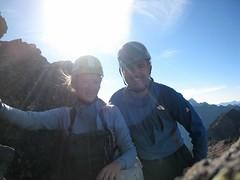 Worthington summit shot, 6938'
